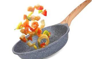 Caannasweis Nonstick Omelette Pan