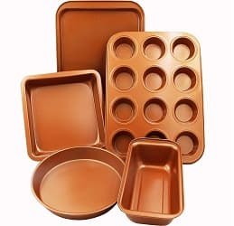 CopperKitchen Baking Pans