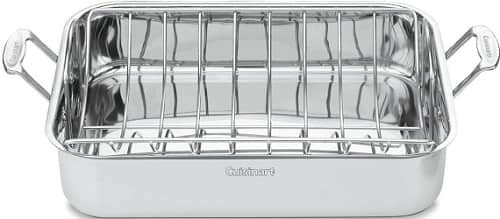 Cuisinart Chef s Classic Rectangular Roaster Rack