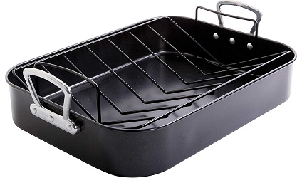 Gibson home non-stick Turkey Roaster