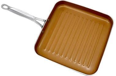 Gotham Steel Grill Pan