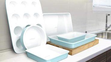 Nutrichef Kitchen Oven Baking Pans