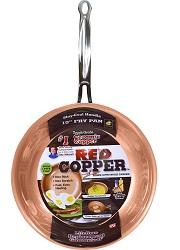 Red Copper 10 inch Copper Pan
