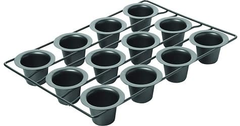 Chicago Metallic 12 cup popover pan