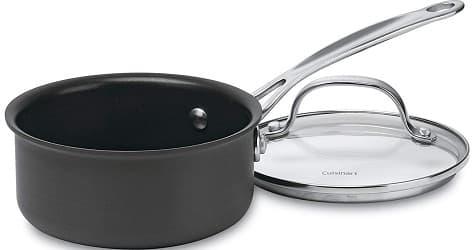 Cuisinart 619-14 Chef s Classic Nonstick Saucepan