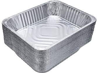 DOBI Disposable Aluminum Foil Deep Pans