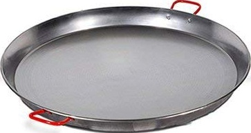 Garcima La Ideal Polished Steel Paella Pan