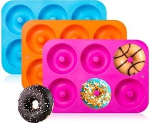 Gazen Silicone donut pan