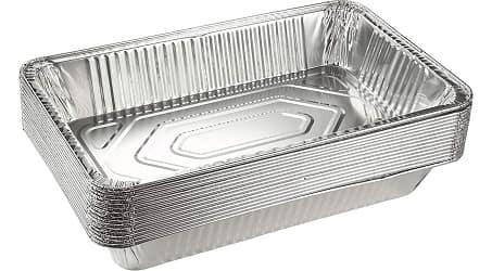 Juvale Aluminum Foil Pans