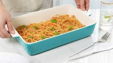 Krokori Rectangular Lasagna Pans