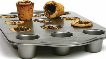 Norpro 3971 Nonstick Mini Popover Pan