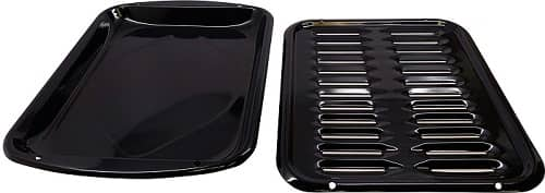 SmartChoice Basic Broiler Pan