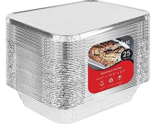 Stock Your Home Aluminum Foil Pans
