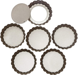 We bake 4 Inch Mini Tart Pan