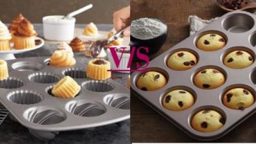 Muffin Pan vs. Cupcake Pan