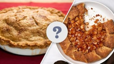 Pie Pans vs Tart Pans