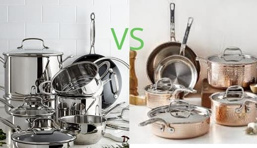 Steel Pan Vs Copper Pan