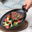 New Star Foodservice Commercial Grade Fajita Set